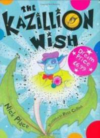 Kazillion Wish, UK edition