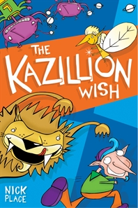 The Kazillion Wish, Australian original edition
