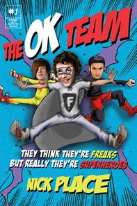 """The OK Team"", Australian original edition (Allen & Unwin, 2007)"