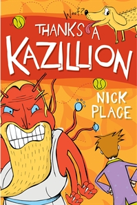 Thanks A Kazillion, Australian original edition (2004)