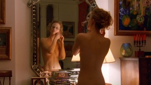 Rumour had it that Kubrick made Kidman do the creepy nude stuff over and over again.