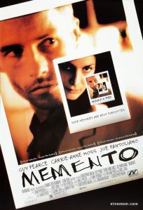 Memento. Chills.