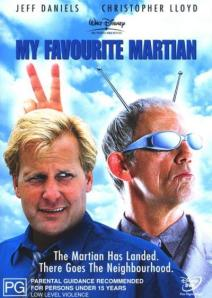 My Favourite Martian, the movie.