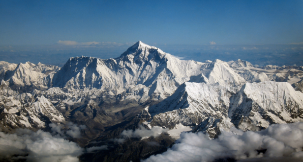 Everest: You want hard? Try writing a novel, climbers ...  (OK, climbing Everest would be kind of hard)